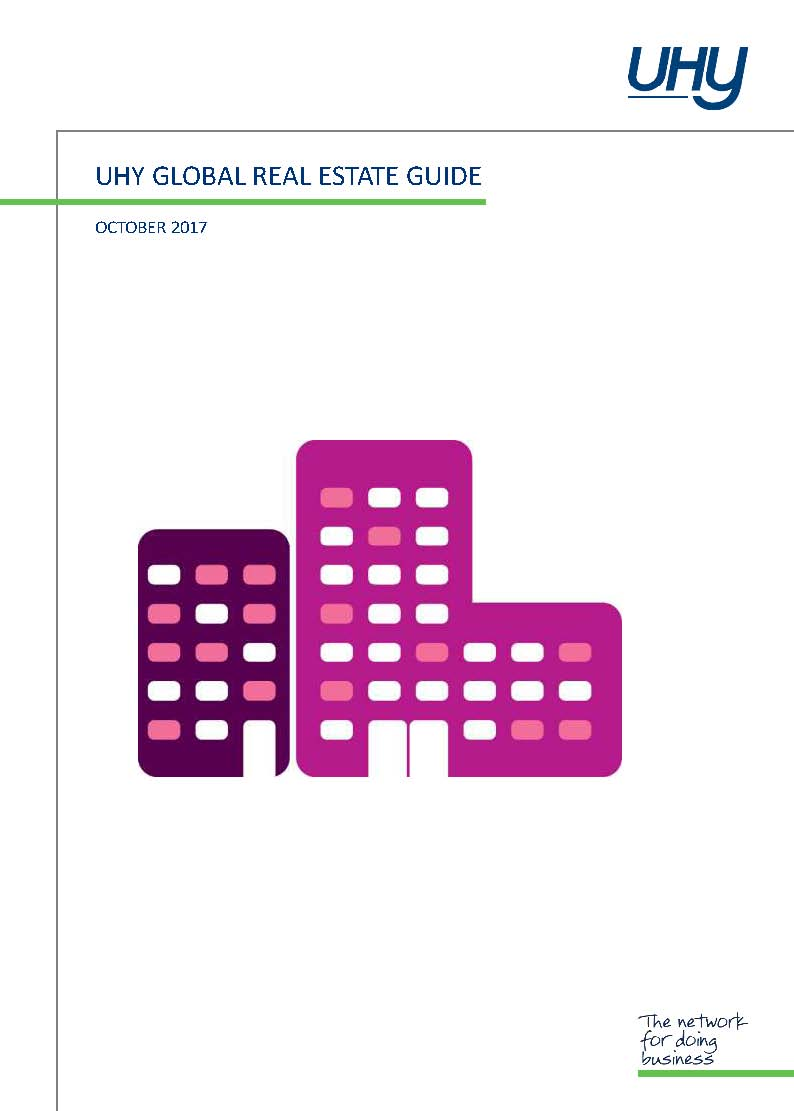 UHY GLOBAL REAL ESTATE GUIDE